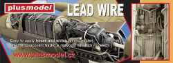 Plus Model Lead Wire 0.9mm
