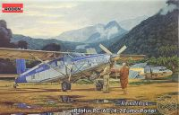 "Roden 1/48 Pilatus PC-6C/H-2 Turbo Porter ""Air America"""