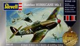 Revell 1/32 Hawker Hurricane Mk.I Limited Edition