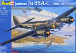 "Revell 1/32 Junkers Ju 88A-1 ""Battle of Britain"""