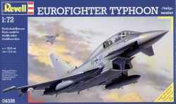 Revell 1/72 Eurofighter Typhoon Twin Seater