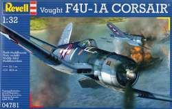 Revell 1/32 Vought F4U-1D Corsair
