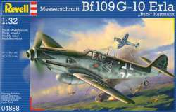 "Revell 1/32  Messerschmitt Bf 109G-10 Erla ""Bubi Hartmann"" Bf 109G-6 Late & Early Version"