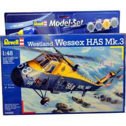 Revell 1/48 Westland Wessex HAS Mk.3 Gift Set