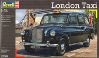Revell 1/24 Austin FX4 London Taxi