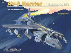 Squadron Signal AV-8 Harrier In Action
