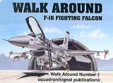 Squadron Signal F-16 Fighting Falcon Walk Around