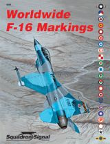 F-16 Worldwide Markings