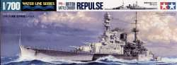 Tamiya 1/700 British Battle Cruiser HMS Repulse