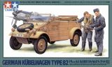 Tamiya 1/48 German Kubelwagen Type 82
