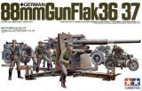 Tamiya 1/35 German 88mm Flak 36/37