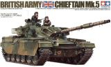 Tamiya 1/35 British Army Chieftain Mk.5 MBT