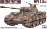 Tamiya 1/35 German Panther Type G Early Version