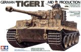 Tamiya 1/35 German Tiger I Tank (Mid Production)