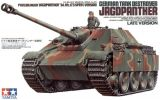 "Tamiya 1/35 German Tank Destroyer Jagdpanther ""Late Version"""