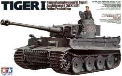 Tamiya 1/35 German Tiger I Tank (Initial Production)