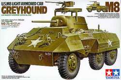 Tamiya 1/35 US M8 Greyhound Light Armoured Car