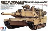 "Tamiya 1/35 M1A2 Abrams MBT ""Operation Iraqi Freedom"""