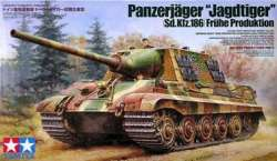 "Tamiya 1/35 Panzerjager ""Jagdtiger"" Early Production"