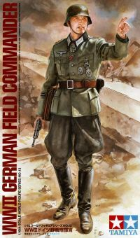 Tamiya 1/16 WWII German Field Commander
