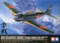 Tamiya 1/32 Mitsubishi A6M5 Zero Fighter Model 52 (Zeke)