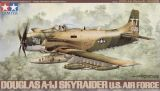 Tamiya 1/48 Douglas A-1J Skyraider US Air Force