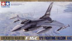 Tamiya 1/48 F-16C (Block 25/32) Fighting Falcon ANG