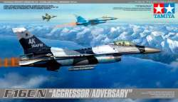"Tamiya 1/48 F-16C/N ""Aggressor/Adversary"""