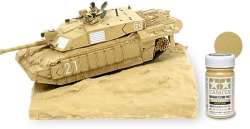 Tamiya Diorama Texture Paint - Grit Effect - Light Sand