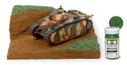Tamiya Diorama Texture Paint - Grass Effect - Green