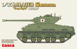 "Tasca 1/35 M4A3E8 Sherman ""Easy Eight"" JGSDF"