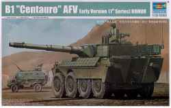Trumpeter 1/35 B1 Centauro AFV Early Version (1st Series) ROMOR
