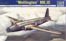 Trumpeter 1/72 Vickers Wellington Mk.IC