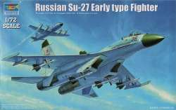 Trumpeter 1/72 Su-27 Flanker Early Type