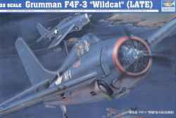 Trumpeter 1/32 F4F-3 Wildcat Late Version
