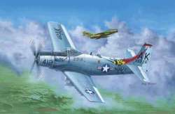 Trumpeter 1/32 Douglas A-1H AD-6 Skyraider