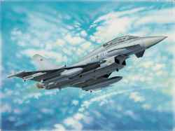 Trumpeter 1/32 EF-2000B Eurofighter Typhoon 2-Seater