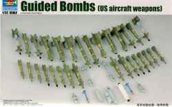 Trumpeter 1/32 US Aircraft Weapons - Guided Bombs