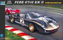 Trumpeter 1/12 Ford GT40 Mk.II
