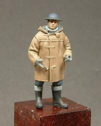 Wee Friends 1/35 WWII Royal Navy LCM Commander