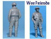 Wee Friends 1/35 WWII Royal Navy Sailor in Battle Dress