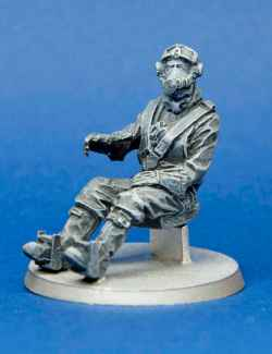 Wings 1/32 Seated RAF Fighter Pilot by Andrew Cairns