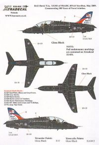 Xtradecal 1/32 BAe Hawk T.1A Special Schemes
