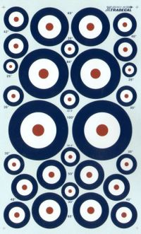Xtradecal 1/48 RAF Roundels A Type