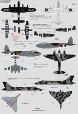 Xtradecal 1/72 617 (Dambusters) Squadron 1943 to 2008