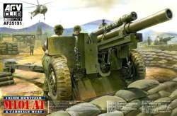 AFV Club 1/35 105mm Howitzer M101 A1 & Carriage M2A2