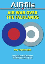 AIRfile Air War Over the Falklands