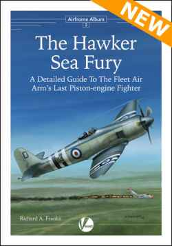 Hawker Sea Fury - A  Detailed Guide