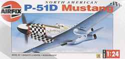 Airfix 1/24 North American P-51D Mustang