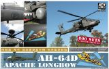 AFV Club 1/48 AH-64D Apache Longbow Limited Edition
